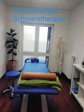 Gesundheitszentrum Team Physiologic WHV Physiotherapie